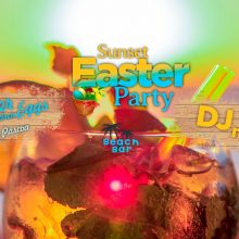 Sunset Party Easter