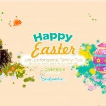 Easter Sandbanks