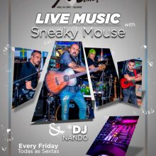 Montys Friday Night Live