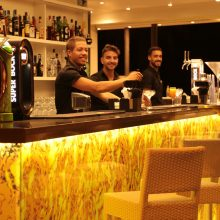 Deck Bar Vale do Lobo