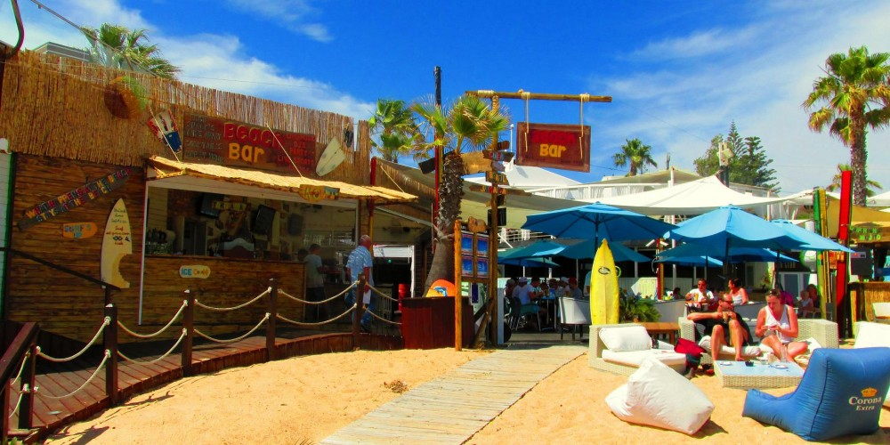 The Beach Bar & Snack Bar