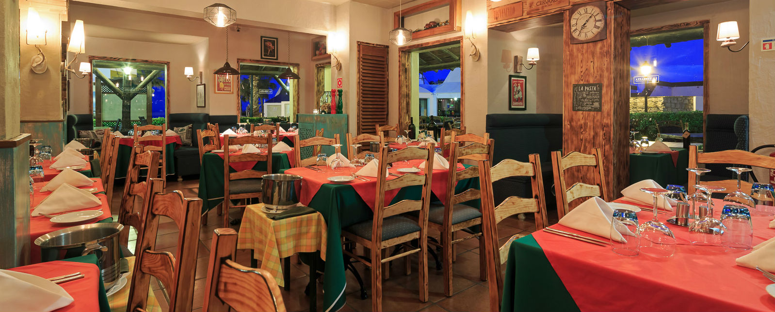 La Terrazza Italian Restaurant - Restaurants in Vale do Lobo